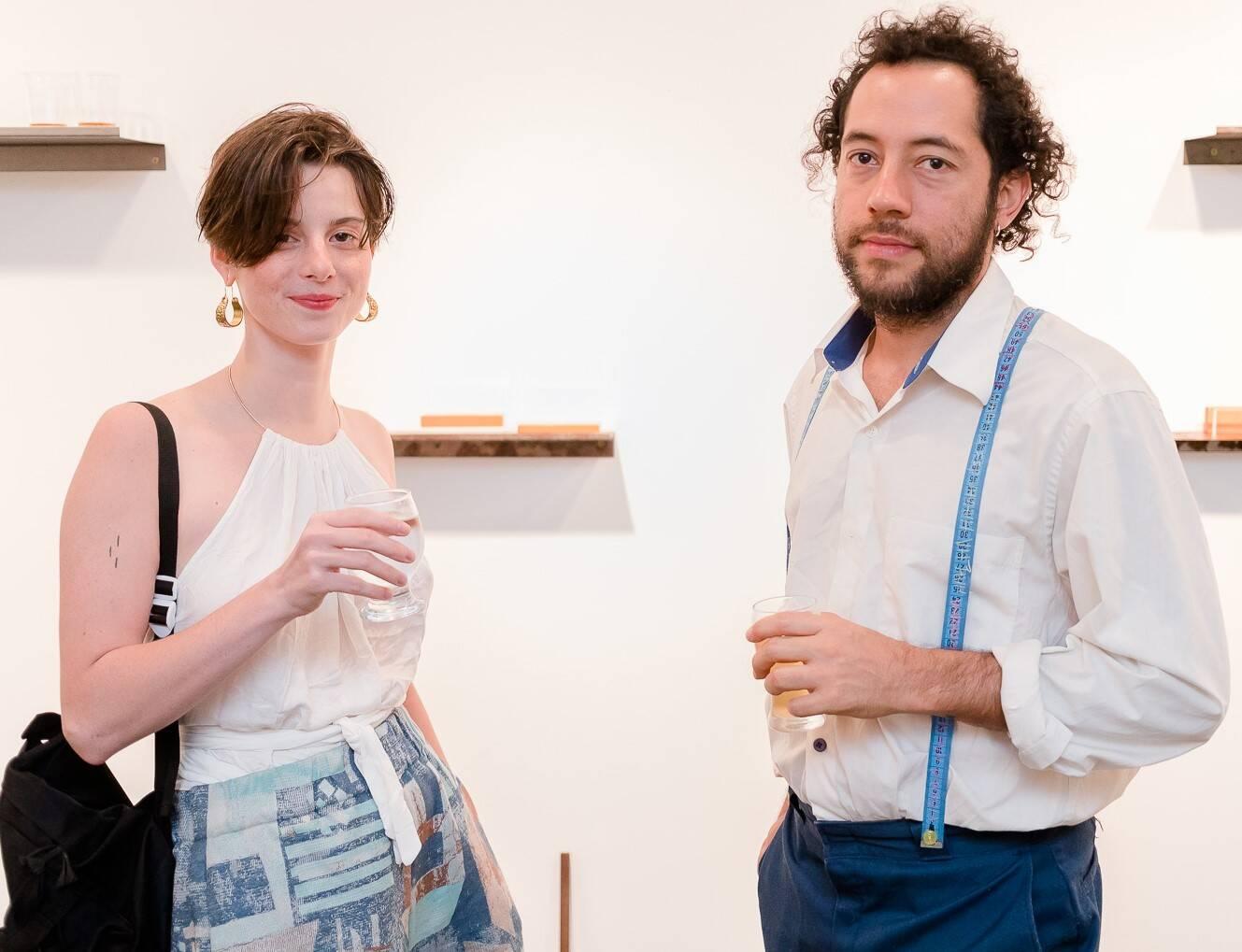 Ana Pigosso e Renato Custódio  /Foto: Bruno Ryfer