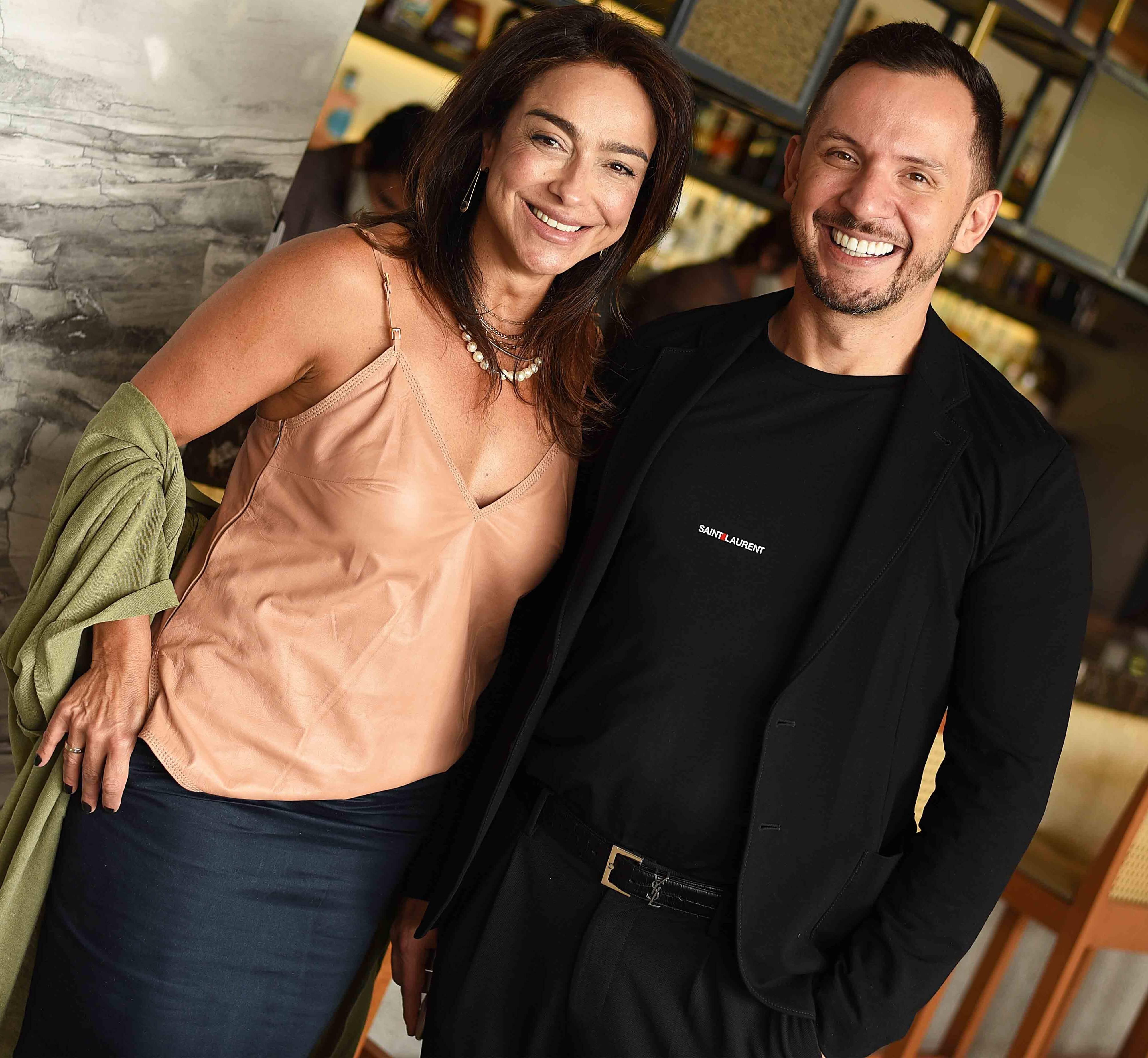 Ana Paula Iespa e Daniel Pegoraro /Foto: Ari Kaye