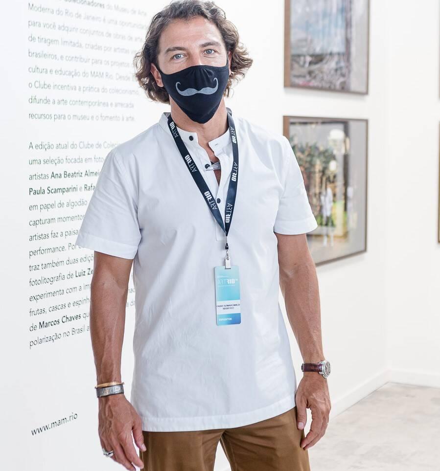 Fabio Szwarcwald /Foto: Bruno Ryfer