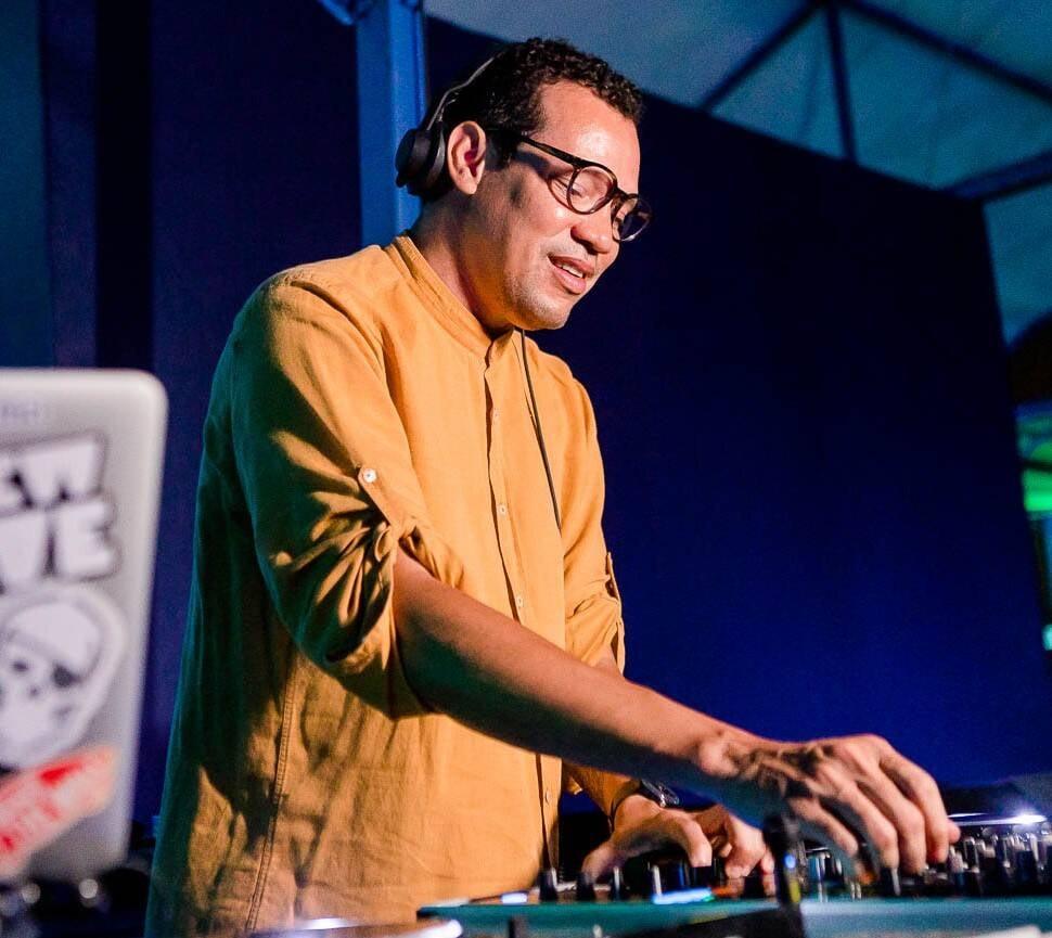 DJ Nepal /Foto: Bruno Ryfer