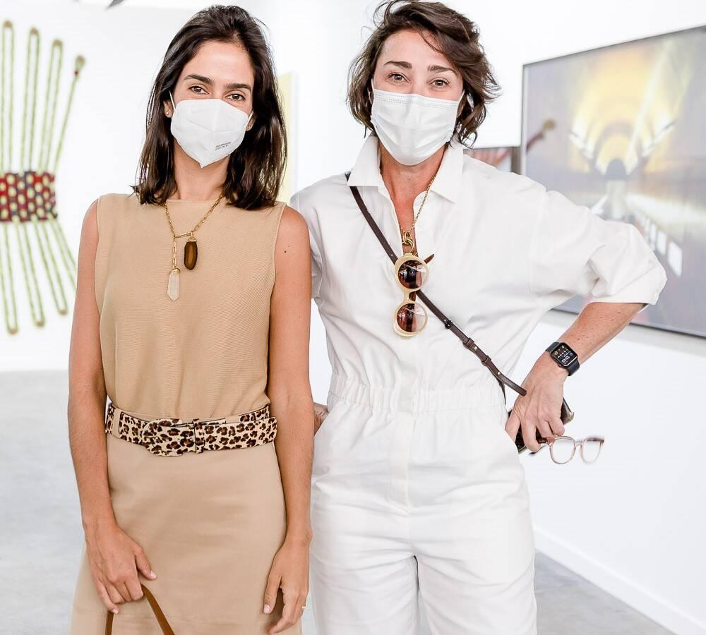 Renata Mindlin e  Gabriela Moraes /Foto: Bruno Ryfer