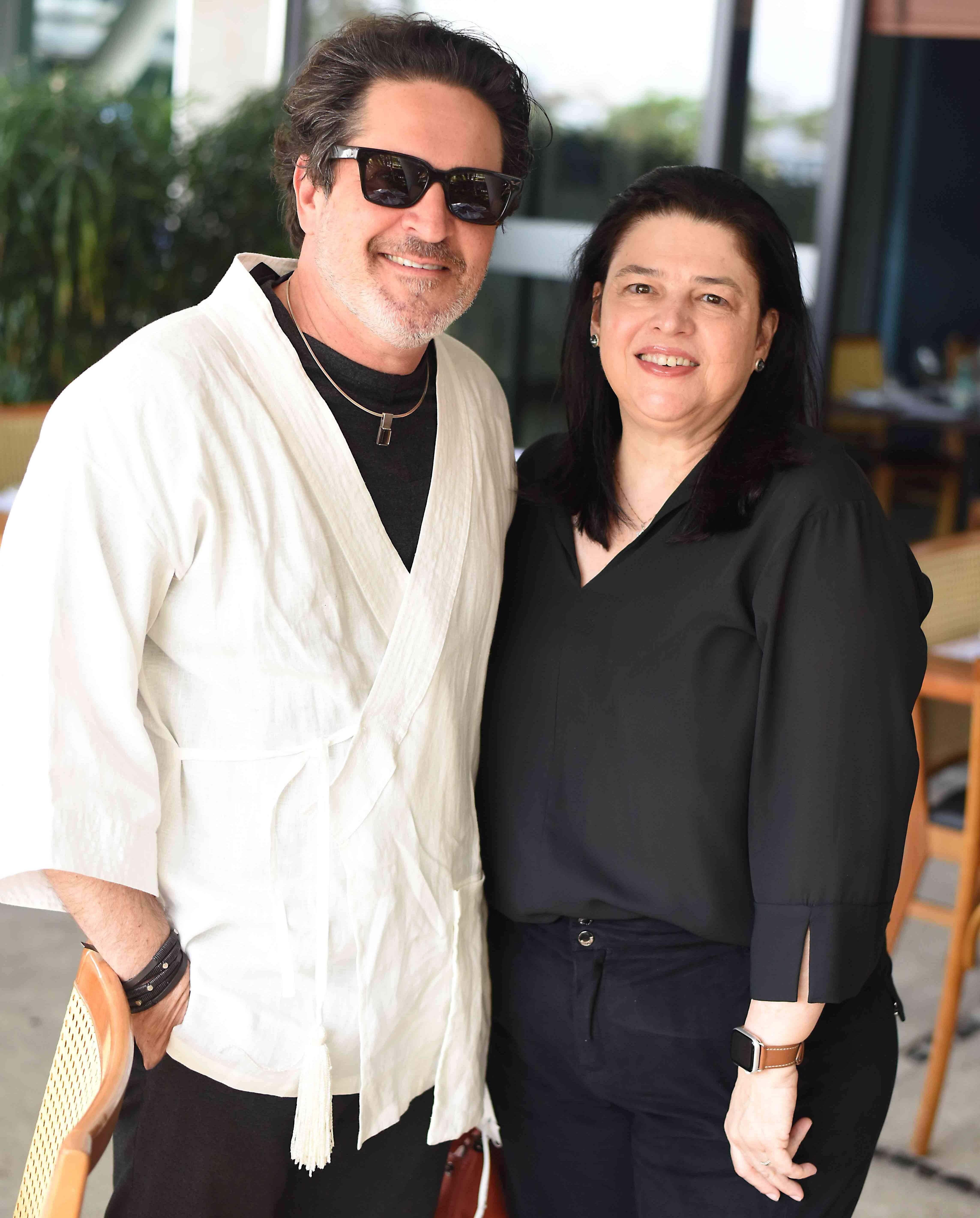 Celso Rayol e Isabela Gobel  /Foto: Breton/Ari Kaye