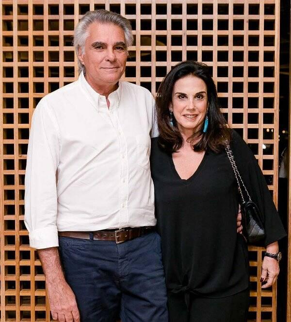 José Pessoa de Queiroz e Georgeana Vasconcellos