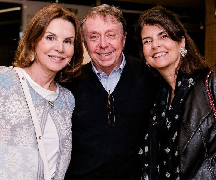 Patricia Mayer, Beto e Viviane Grabowsky
