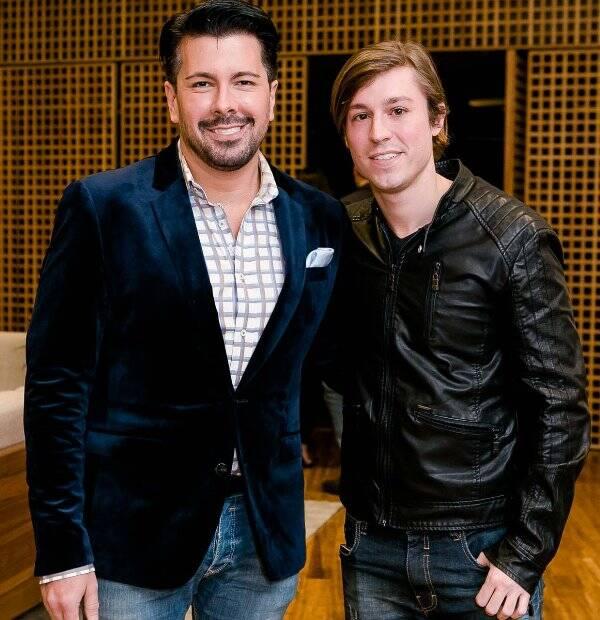 André Ramos e Gabriel Monteiro de Castro