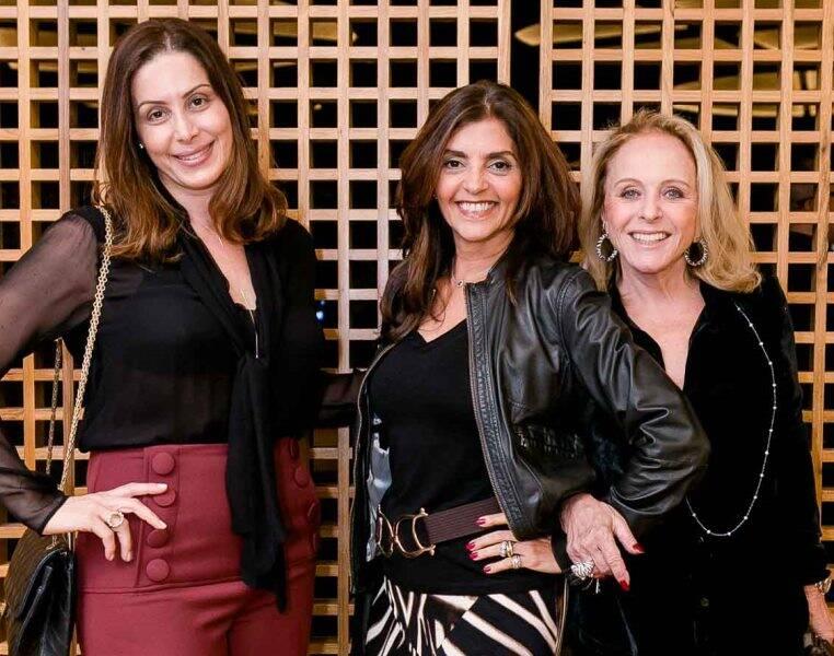 Sani Uchoa Cavalcanti, Ana Cristina Vilaça e Graça Oliveira Santos