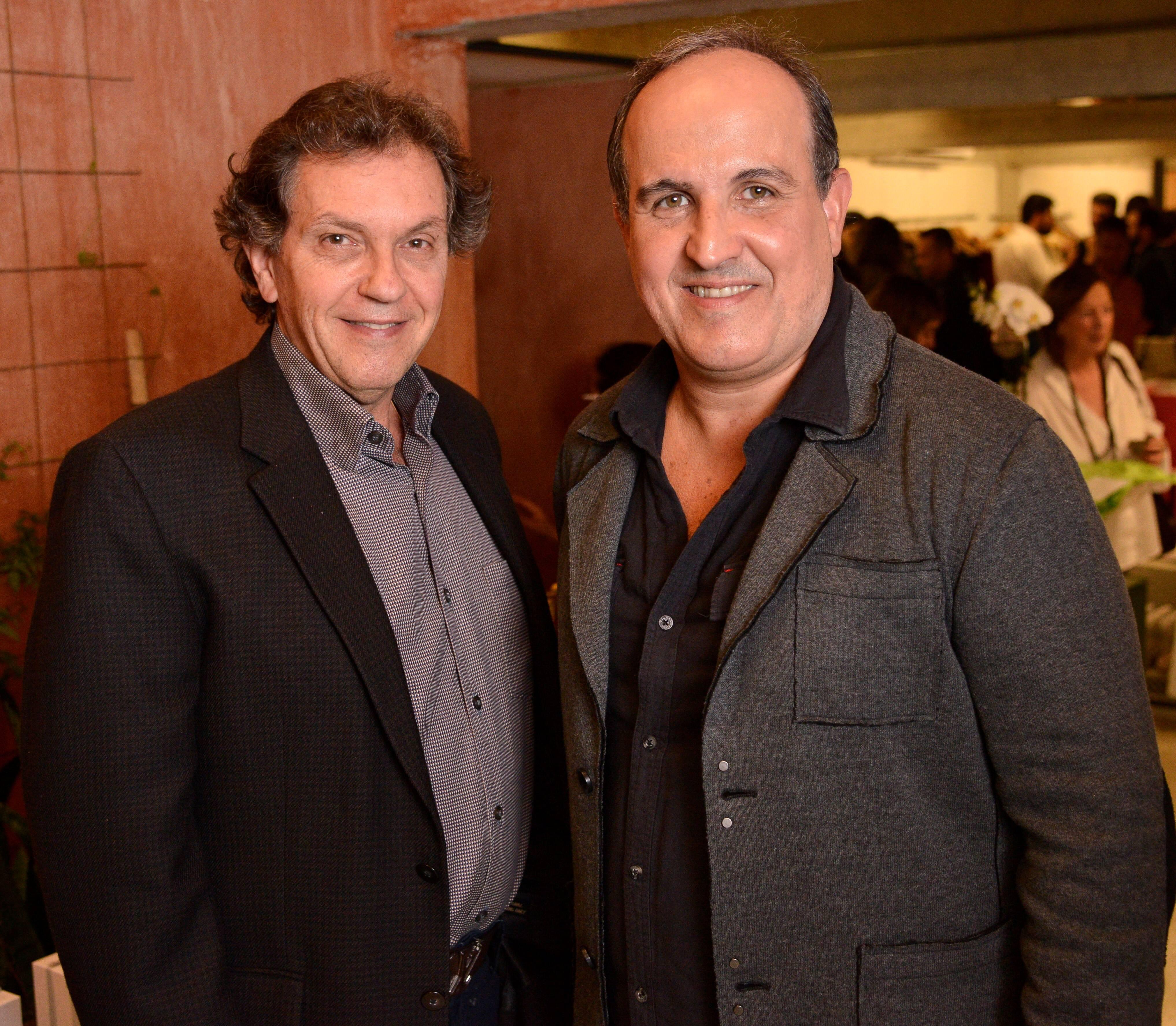 João Appolinario e Nelson Carneiro  /Foto: João Sal
