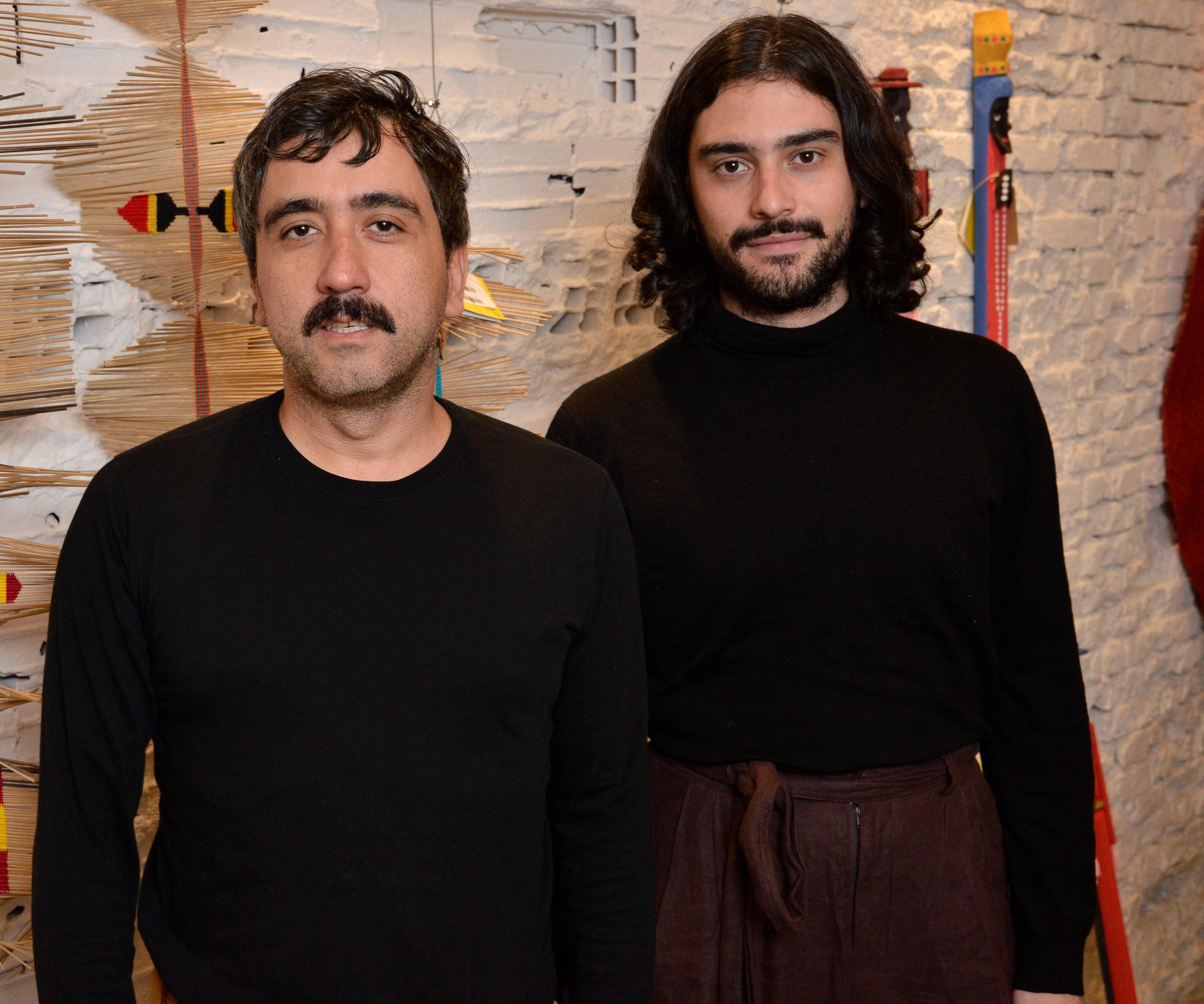 Kleber Matheus e Phillipe Cardelli  /Foto: João Sal