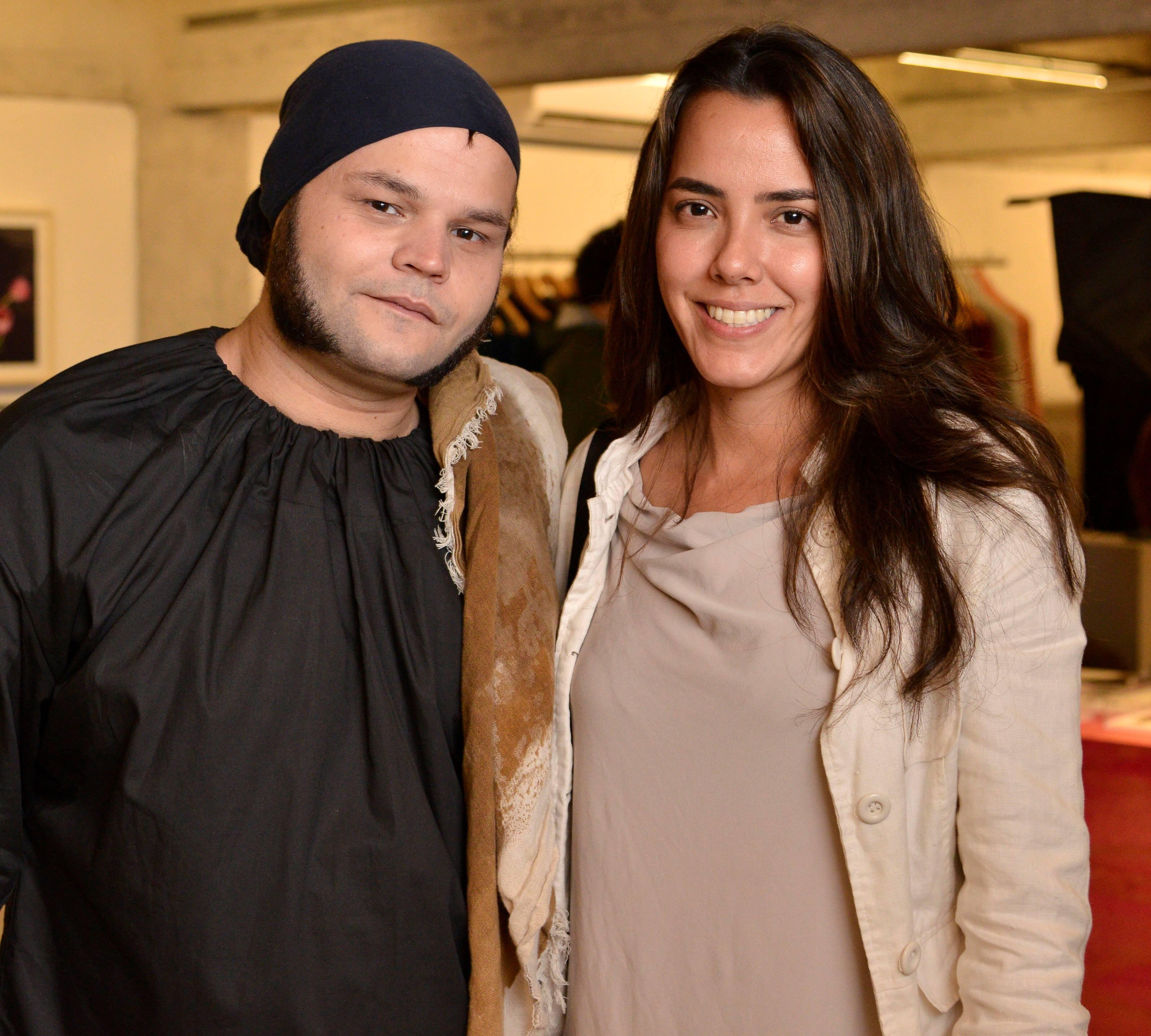 Lucius Vilar e Livia Shikasho  /Foto: João Sal