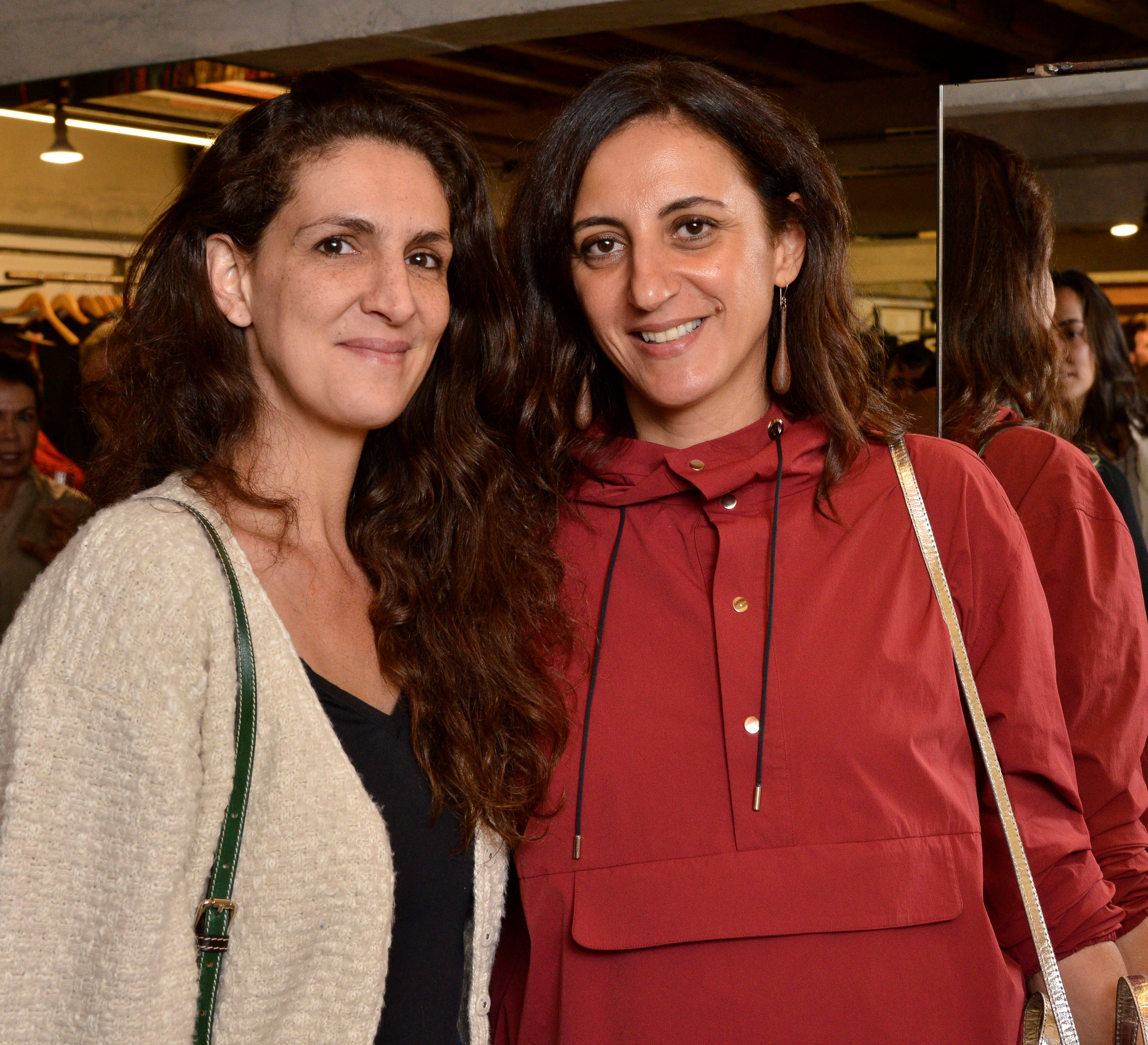 Camila Levy e Alexandra Farah  /Foto: João Sal