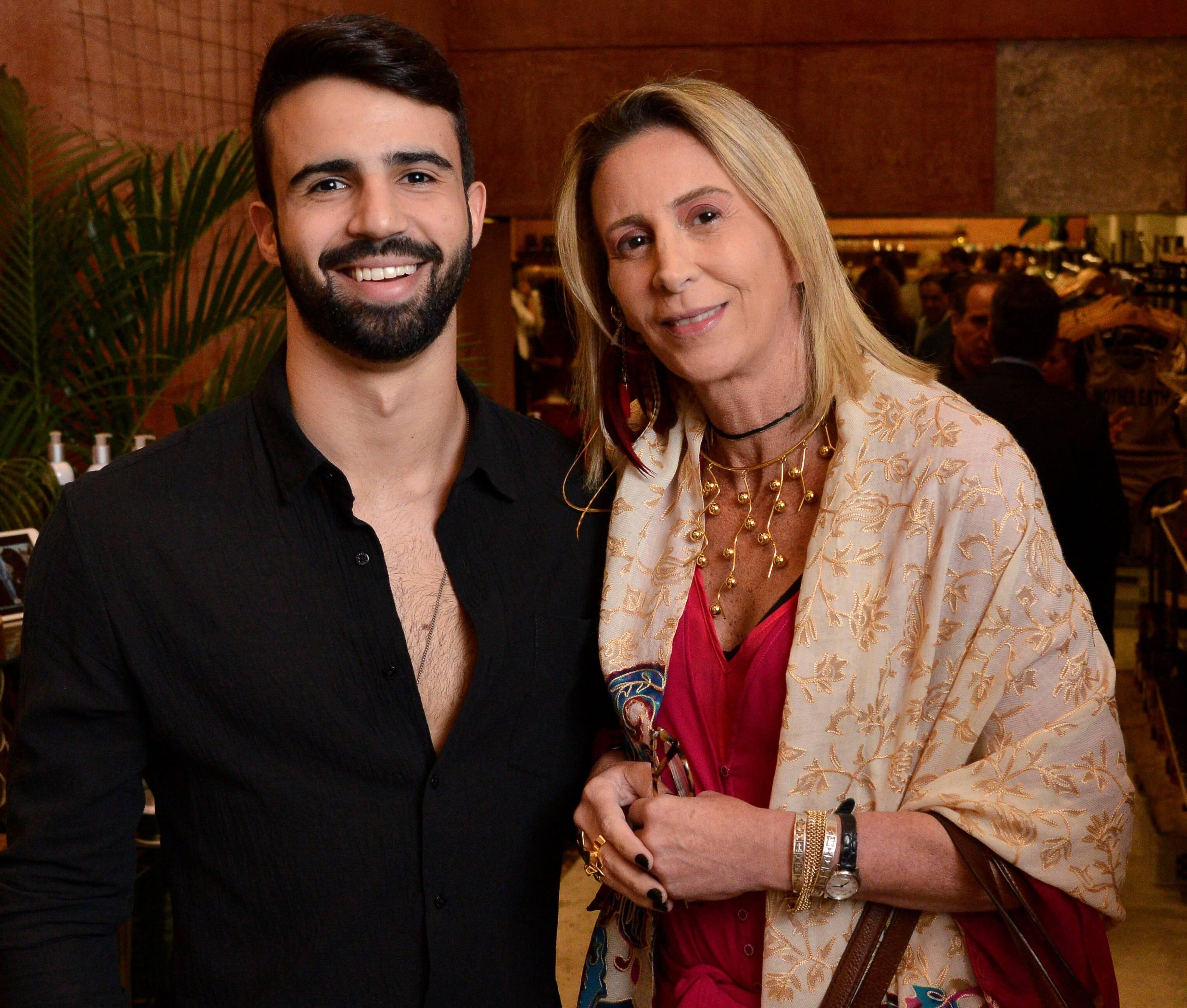 Diego Borges e Suzana Franco  /Foto: João Sal