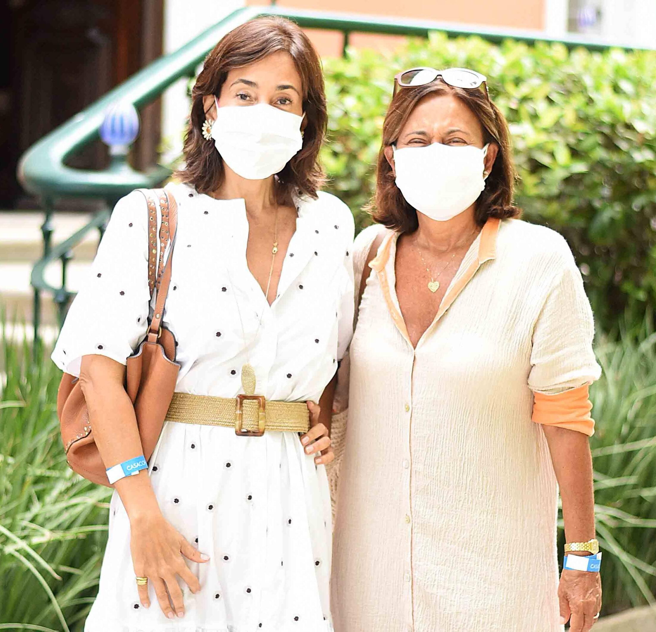 Renata Lima e Andrea Gouvêa Vieira /Foto: Ari Kaye