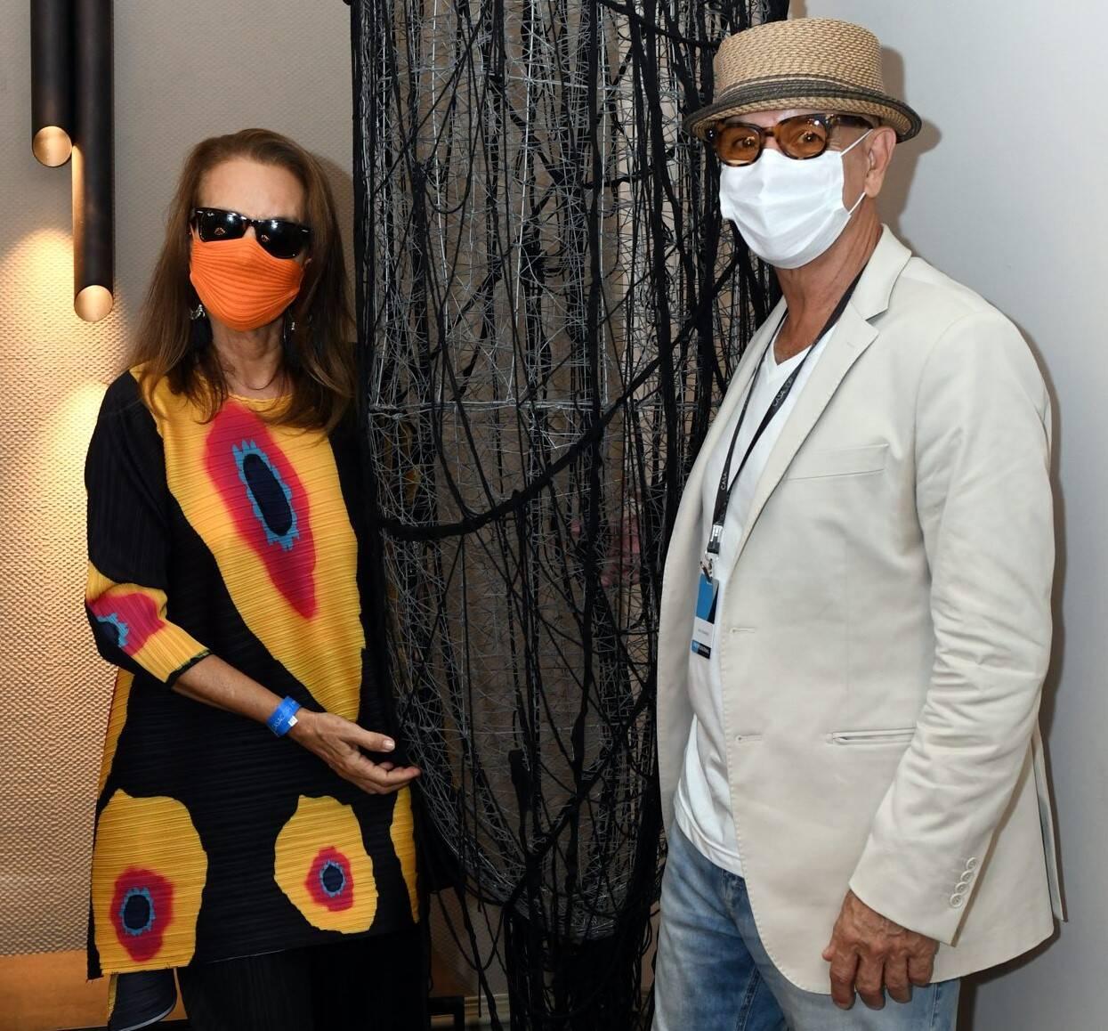 Patricia Secco  e Caco Borges /Foto: Cristina Granato