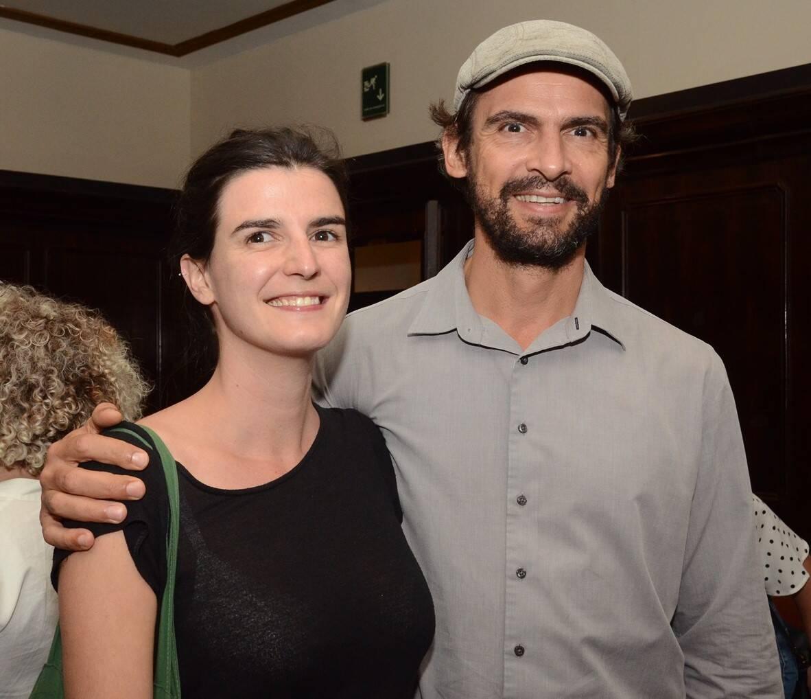 Madeleine e Sebastian Deschamps /Foto: Marco Rodrigues