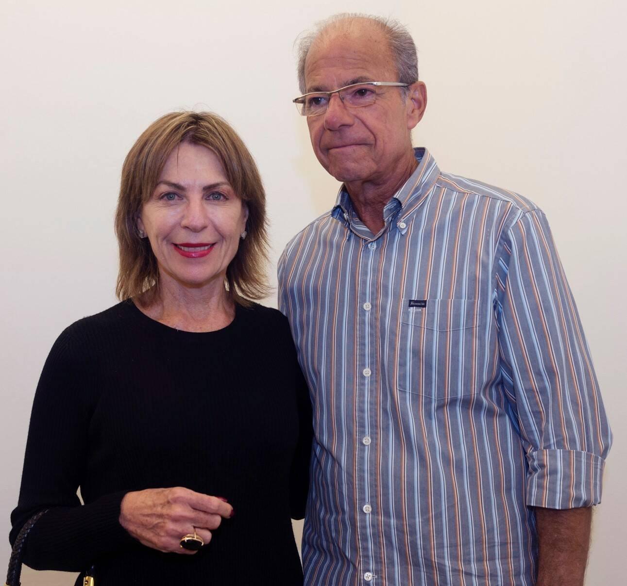 Anita e Leoncio Schwartz /Foto: Diana Sandes