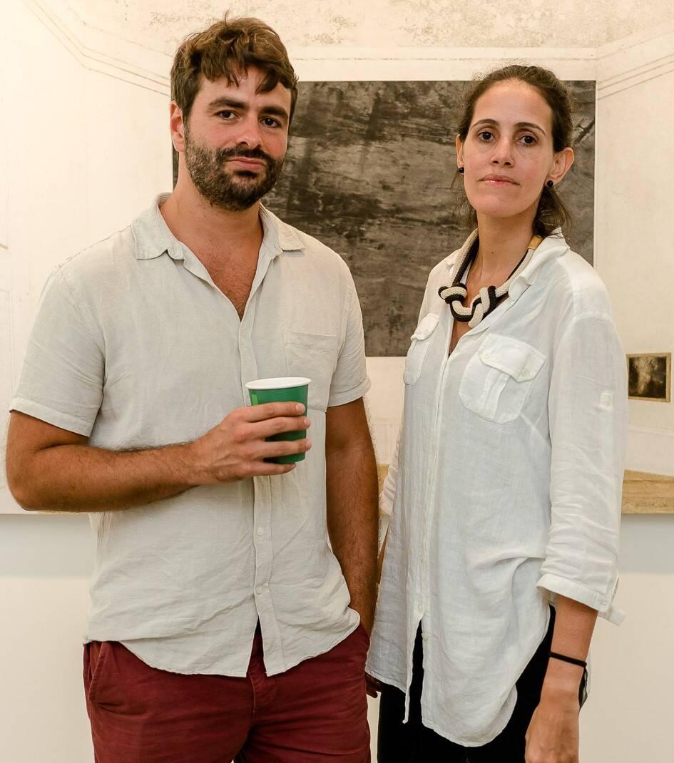 Pedro Kiua e Patricia Toscano  /Foto: Bruno Ryfer