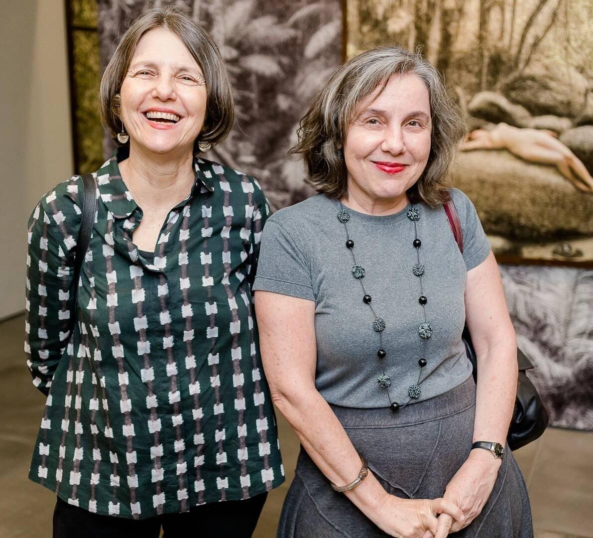 Sandra Felzen e Marcia Vitari  /Foto: Bruno Ryfer