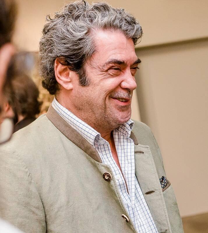 Julio Bandeira  /Foto: Bruno Ryfer