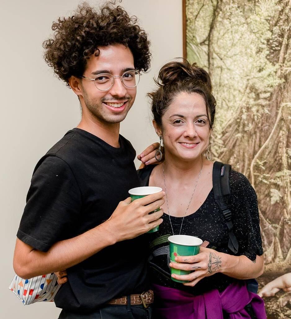 Lucas Botelho e Maira Nascimento  /Foto: Bruno Ryfer