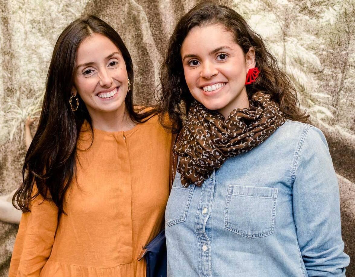 Maria Antonia Ferraz e Joy Hernanny  /Foto: Bruno Ryfer