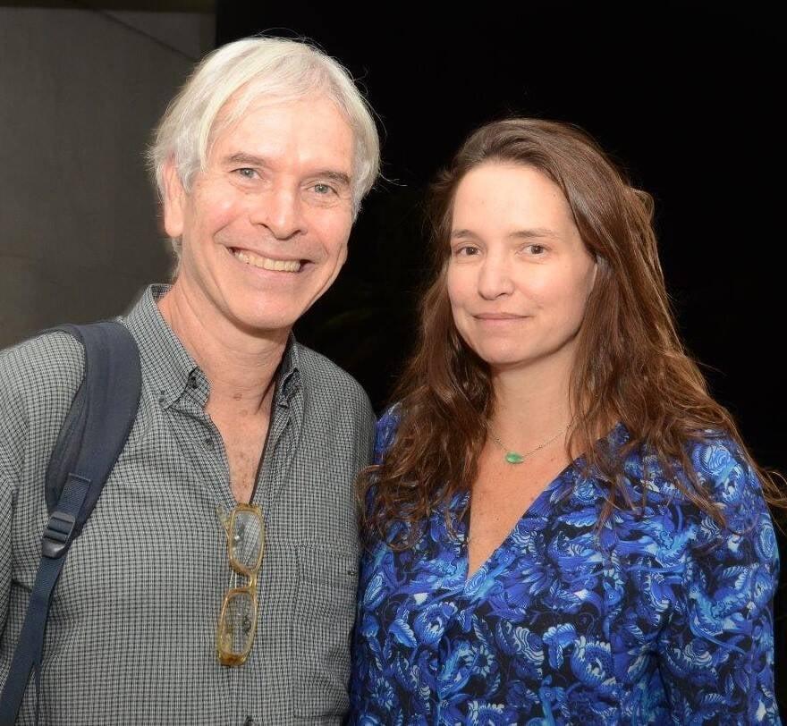 Alberto Kaplan e Brenda Valansi /Foto: Marco Rodrigues