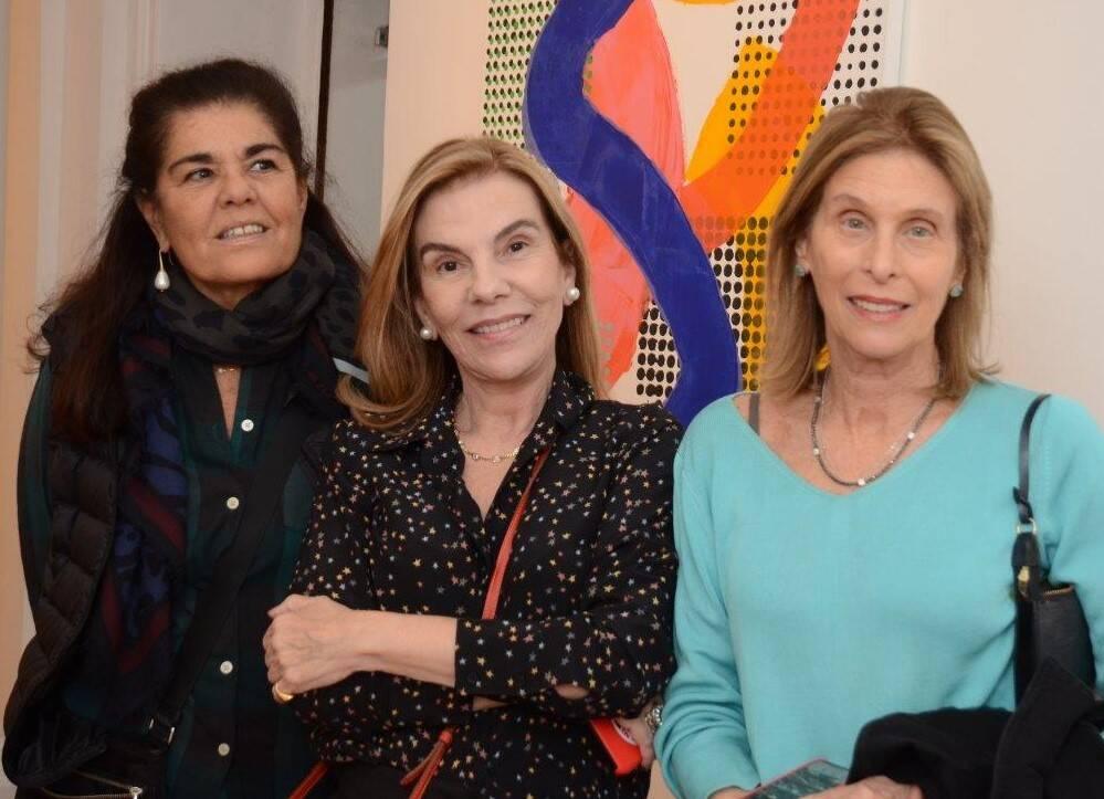 Bia Borges, Henriqueta Gomes e Márcia Lebelson /Foto: Marco Rodrigues
