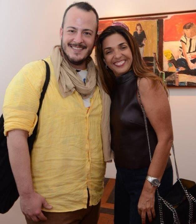 Daniel Grilo e Natália Rebouças /Foto: Marco Rodrigues