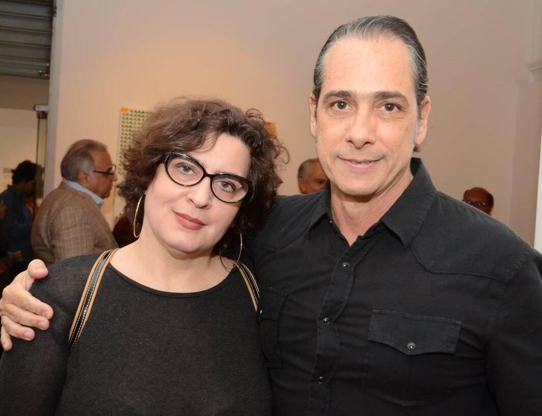 Clarice Tarran e Marcelo Catalano /Foto: Marco Rodrigues