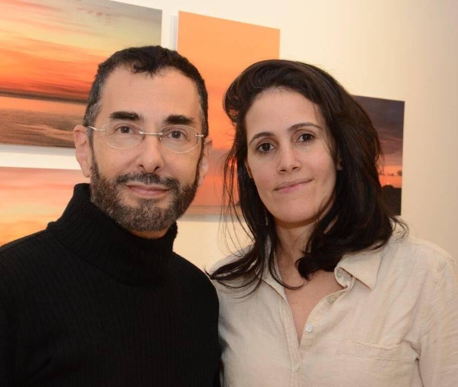 Alexandre Murucci e Patricia Toscano /Foto: Marco Rodrigues