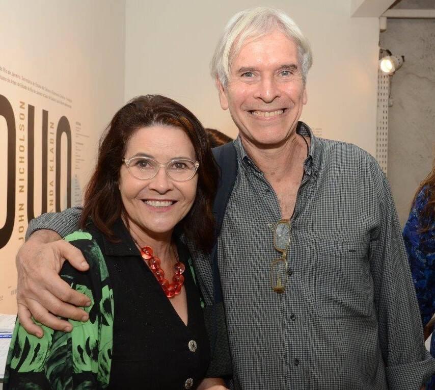 Jandira Teske e Alberto Kaplan /Foto: Marco Rodrigues