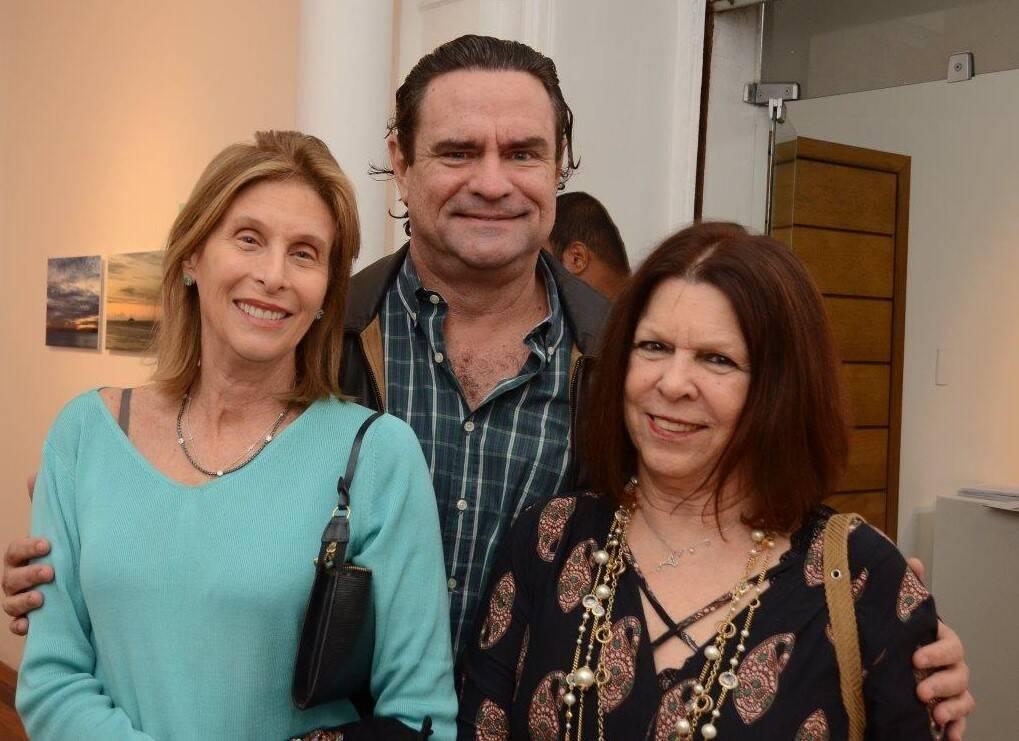 Márcia Lebelson, Roberto Hirth e Vanda Klabin /Foto: Marco Rodrigues