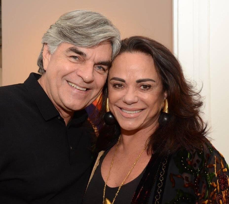 Mario Poppe e Bia Kuhn /Foto: Marco Rodrigues