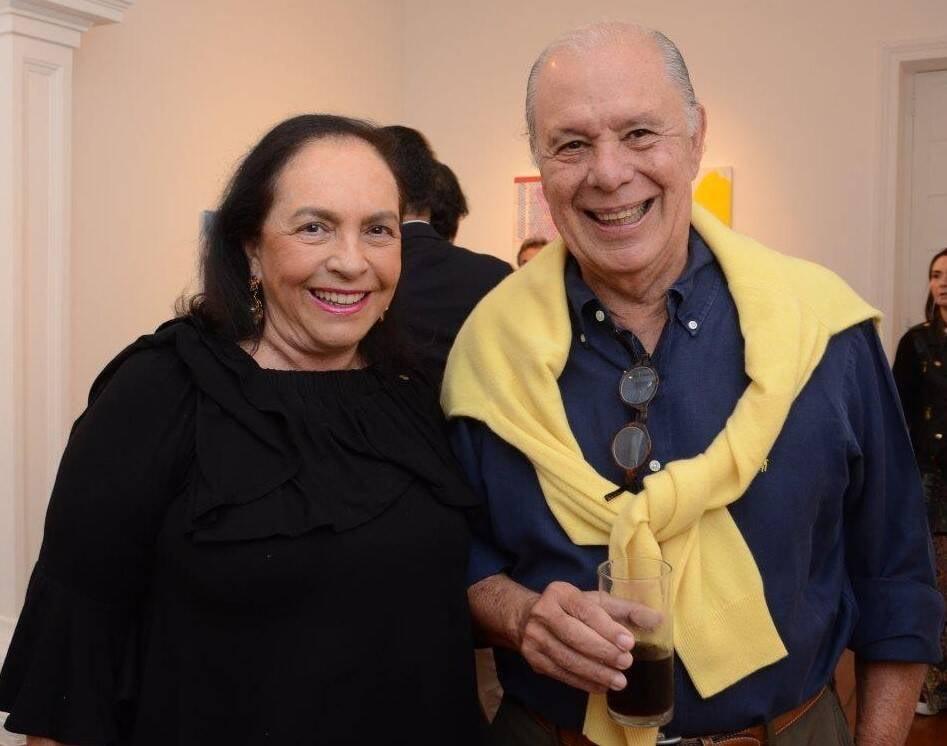 Mirna e Paulo Bandeira de Mello /Foto: Marco Rodrigues
