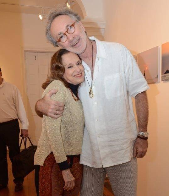 Nora Esteves e Antonio Negreiros /Foto: Marco Rodrigues