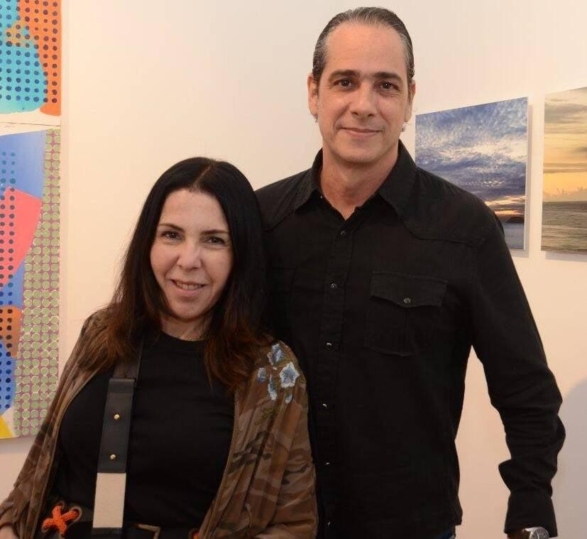 Paola Ribeiro e Marcelo Catalano /Foto: Marco Rodrigues