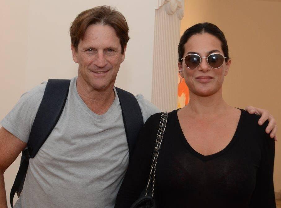 Ricardo Nauenberg e Paula Klein /Foto: Marco Rodrigues