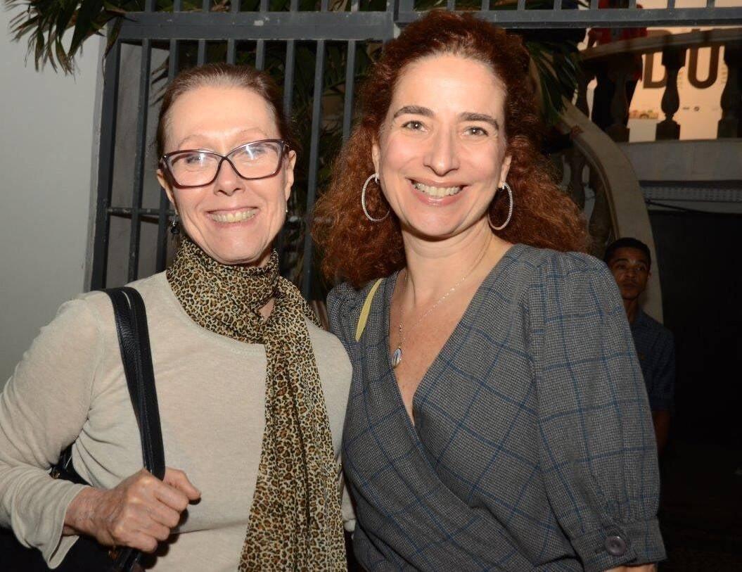 Stella Mariz e Anna Paola Protásio /Foto: Marco Rodrigues