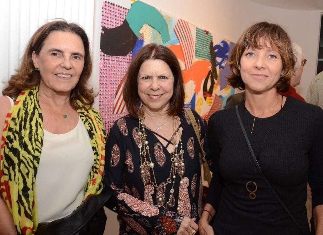 Vera Andrade, Vanda Klabin e Claudia Melli /Foto: Marco Rodrigues