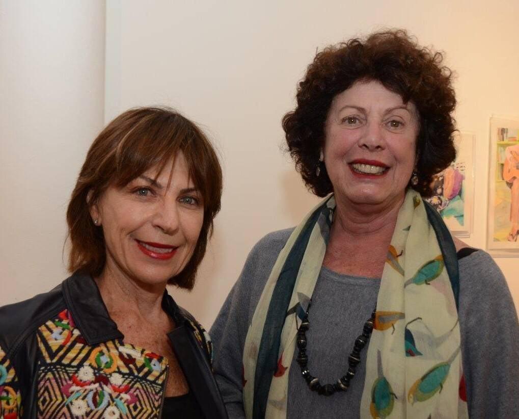Anita Schwartz e Lygia Marina de Moraes /Foto: Marco Rodrigues