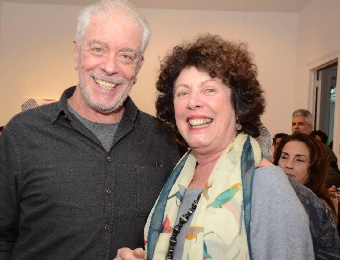 Antonio Bernardo e Lygia Marina  /Foto: Marco Rodrigues