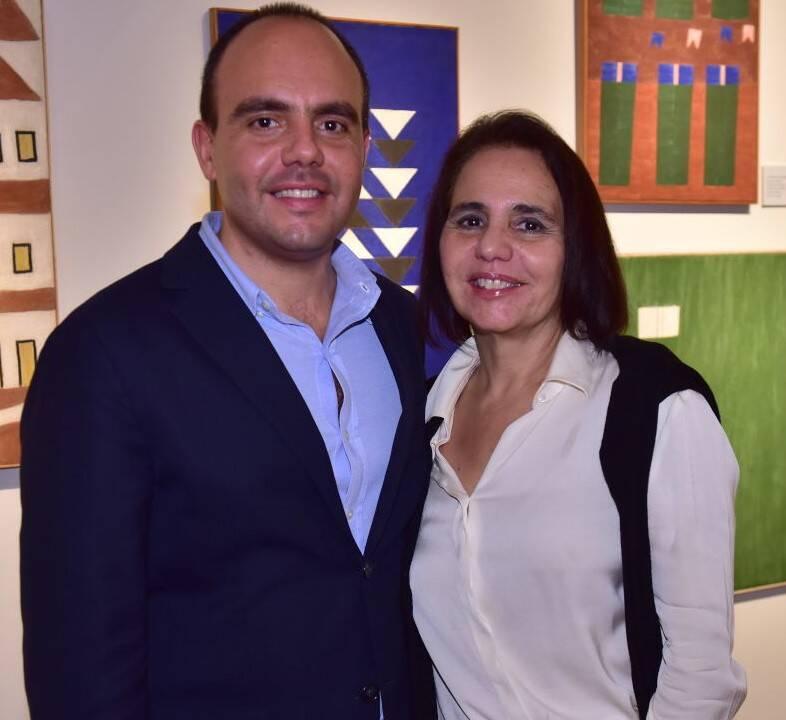 Antonio Paulo Pitanguy Müller e Gisela Pitanguy Chamma  /Foto: Paulo Jabur