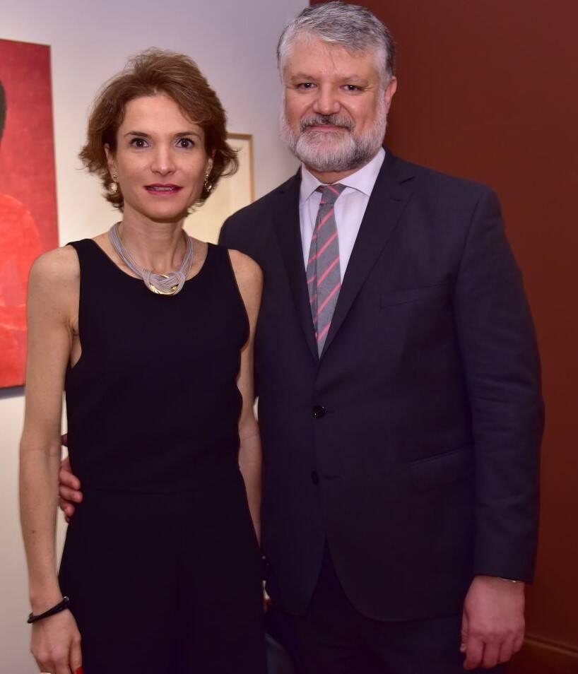 Sheila e Pedro Mastrobuono  /Foto: Paulo Jabur