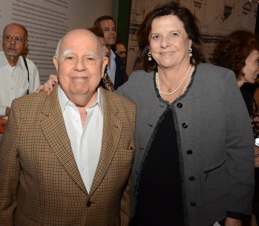 Marcos Azambuja e Helena Severo  /Foto: Marco Rodrigues
