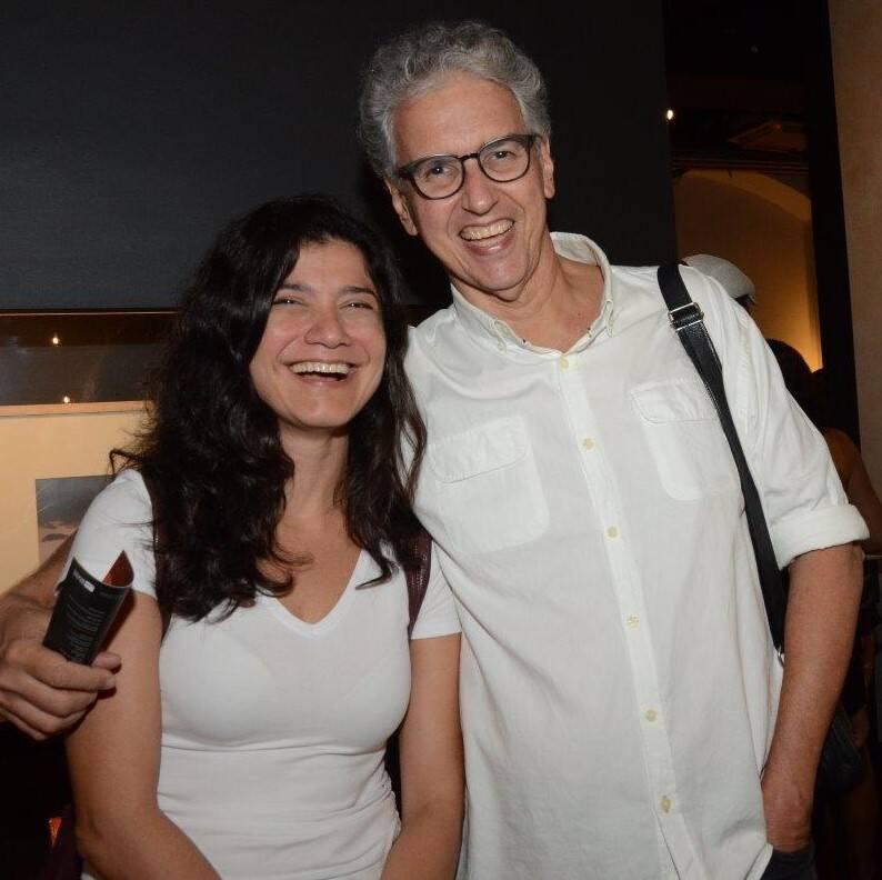 Renata Vilanova e Amador Perez  /Foto: Marco Rodrigues