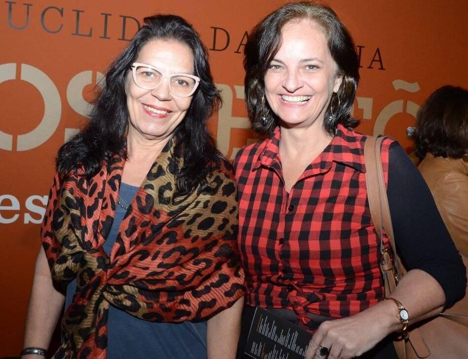 Sueli Dias e Ana Lúcia Abreu  /Foto: Marco Rodrigues