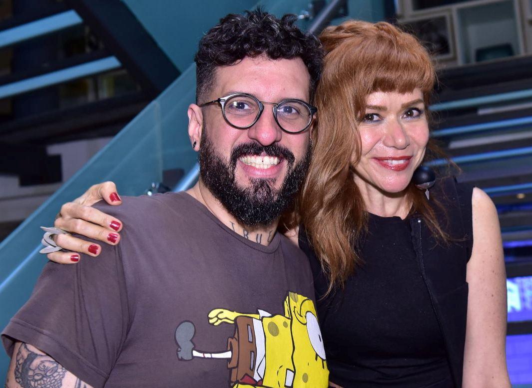 Bruno Miguel e Cláudia Leite /Fotos: Paulo Jabur