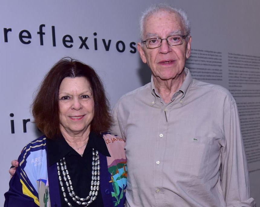 Vanda Klabin e  Paulo Bertazzi  /Fotos: Paulo Jabur