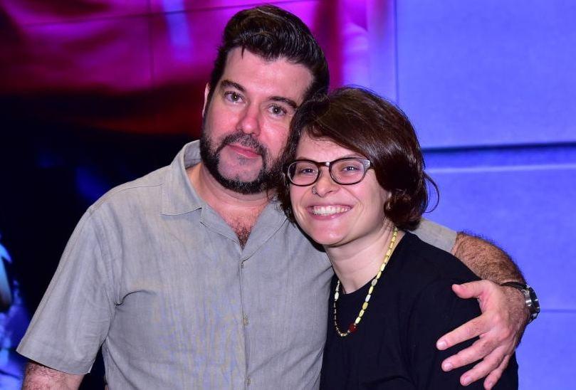 Amarildo Diniz e  Deborah Moreira /Fotos: Paulo Jabur