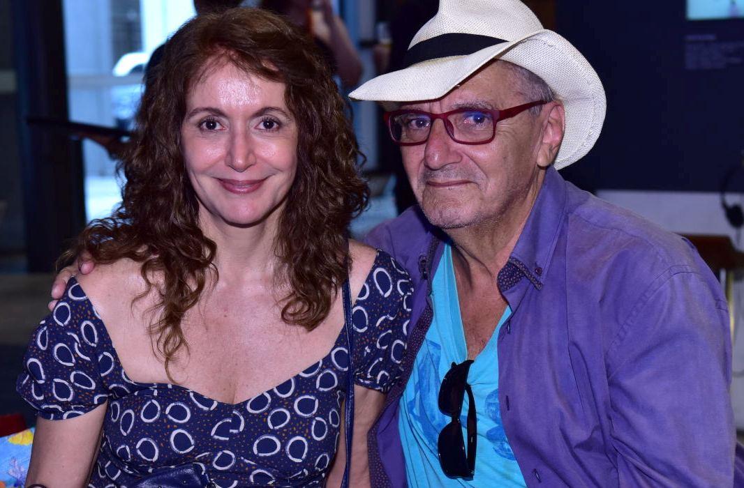 Helena Trindade e Jorge Salomão /Fotos: Paulo Jabur