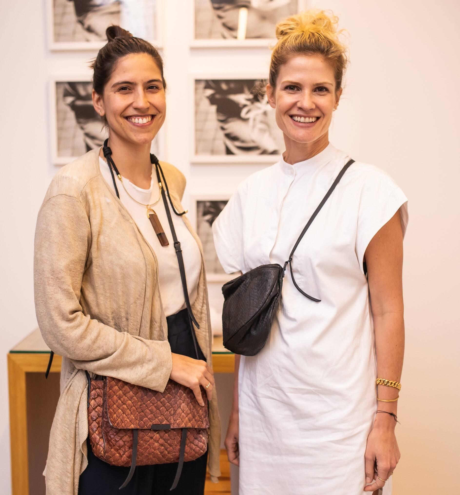 Taissa Inglês e Mariana Maia  /Foto: Luke Garcia